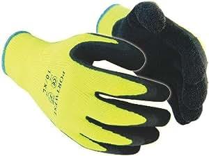 Portwest A140BKRM Medium Thermal Grip Gloves - Black