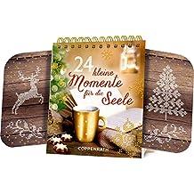 Tischkalender - 24 kleine Momente für die Seele
