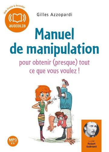 Manuel de manipulation - Audio livre 1 Cd MP3 - 447 Mo