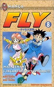 Dragon Quest - La Quête de Daï - Fly Edition simple Tome 8