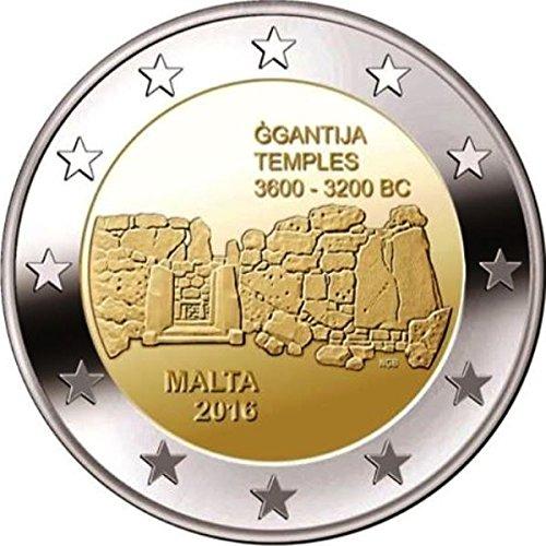 2-euro-malta-2016-temple-de-ggantija-unc