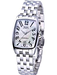 Mido Ladies Watch Automatic Baroncelli Tonneau M0031071111200