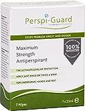 Perspi-Guard Lingettes Anti Transpirantes Puissance Maximale