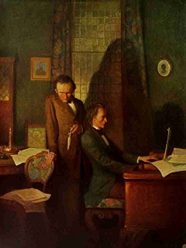a4-photo-wyeth-newell-the-steinway-collection-1919-wagner-liszt-poster
