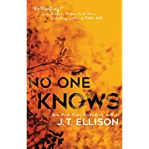 No One Knows (English Edition)