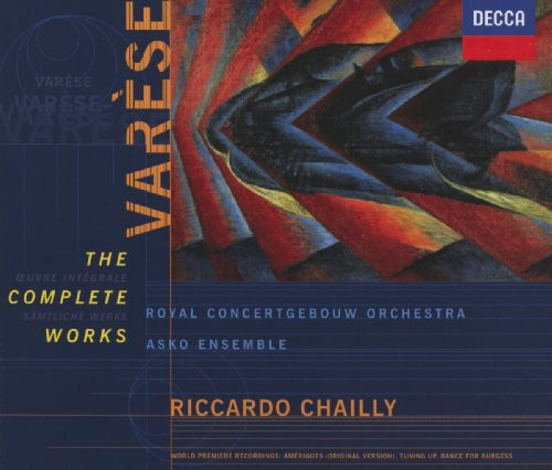 Varèse: The Complete Works (2 CDs)