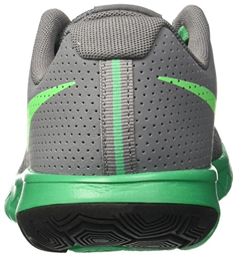 Nike Flex Experience 5 Gs, chaussures de course garçon Gris (Cool Grey/electro Green/stadium Green/black)