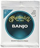 Martin V-720 Jeu de 4 Cordes pour Banjo Ténor