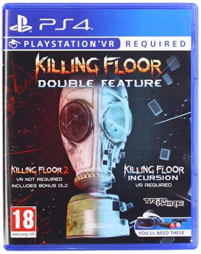 Killing Floor Double Feature (KF2 NON VR & KF Incursion VR)