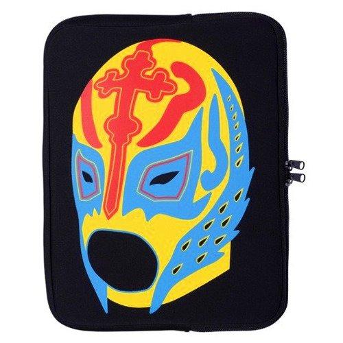 'Ordinateur portable souple masque Black – Pour 15/38,1 cm