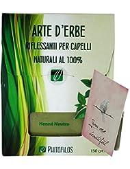 PHITOFILOS Coloration Végétale Neutre - Yumi Bio Shop