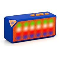 NGS Blue Roller Flash 3W Orange,Blue - Portable Speakers (3 W, Wired & Wireless, Bluetooth/USB/3.5 mm, A2DP,AVRCP, 10 m, USB Type-A) - Trova i prezzi più bassi su tvhomecinemaprezzi.eu