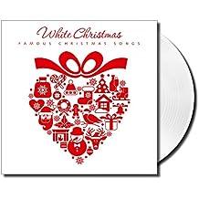White Christmas - Famous Christmas Songs - 180 Gr. Limited Edition White Vinyl [Vinyl LP]