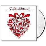 White Christmas - Famous Christmas Songs - 180 Gr. Limited Edition White Vinyl [Vinyl LP] -