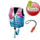 Beco Kinder Sealife Schwimmlernweste Pink M Schwimmweste