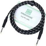 Pronomic 21690 - Cable para instrumentos Jack 6.3 mm, 3 m