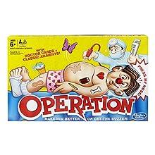 Hasbro - Gioco Classico Operation