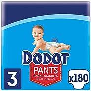 Dodot Pants Pañal - Braguita con Ajuste 360° Anti-fugas