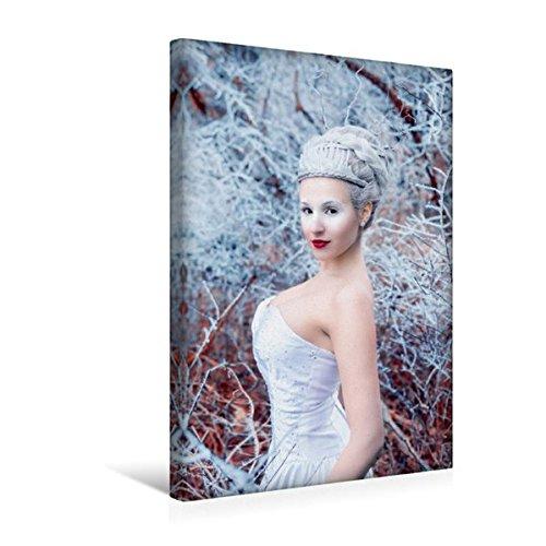 and 30 cm x 45 cm hoch, Frost und Eis | Wandbild, Bild auf Keilrahmen, Fertigbild auf echter Leinwand, Leinwanddruck: Ein modernes Märchen (CALVENDO Menschen) (Eis Märchen Kostüme)