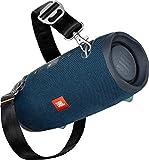 JBL Xtreme 2 Enceinte Portable - Waterproof IPX7 - Autonomie 15 hrs & Port USB - Sangle de Transport Incluse, Bluetooth, Bleu