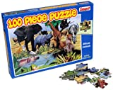 Smart African Animals Puzzle (100 Piece)