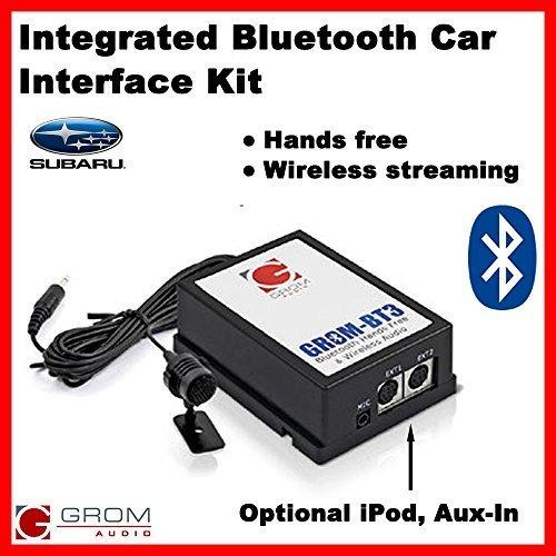 GROM Audio BT3 Integrierte Bluetooth Car Kit für Subaru Impreza LEGACY OUTBACK FORESTER TRIBECA (Einsteigen Fall)