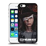 Offizielle AMC The Walking Dead Carl Staffel 8 Portraits Soft Gel Hülle für iPhone 5 iPhone 5s iPhone SE