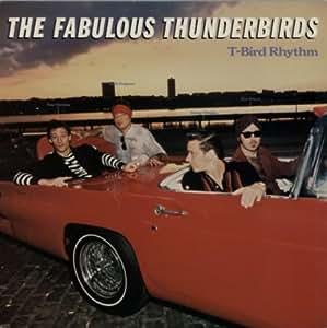 t-bird rhythm LP