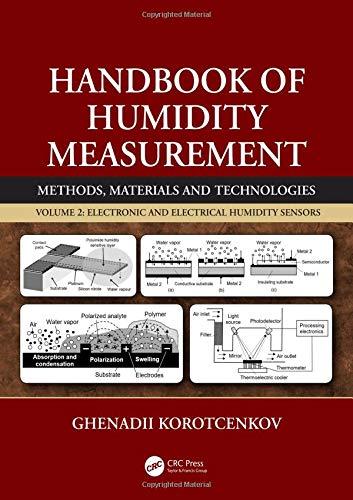 Handbook of Humidity Measurement, Volume 2: Electronic and Electrical Humidity Sensors