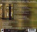J.S. Bach : Cantatas, Vol. 12