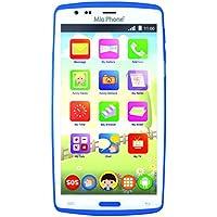Smartphone für Kinder Lisciani Giochi 55661Mio Phone Evolution HD, 12,7 cm (5 Zoll), Farbe: Blau