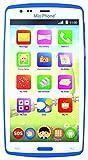 Unbekannt Smartphone für Kinder Lisciani Giochi 55661Mio Phone Evolution HD, 12,7 cm (5 Zoll), Farbe: Blau