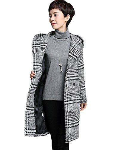 MatchLife Damen Mantel Gr. Medium, Grau - Grau