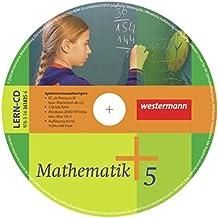 Mathematik - Allgemeine Ausgabe 2006 für die Sekundarstufe I: CD-ROM zum Schülerband 5