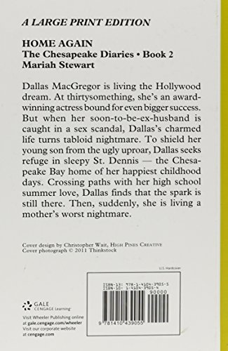 Home Again (Wheeler Large Print Book Series)