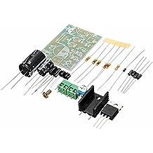 Rishil World DIY D880 Transistor Series Power Supply Regulator Module Board Kit