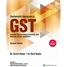 Systematic Approach to GST: CA Inter/IPC