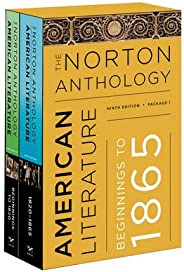 The Norton Anthology of American Literature: A&a