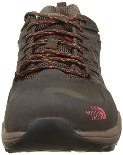 The North Face Hedgehog Hike Gore-Tex, Scarpe da Arrampicata Basse Uomo Marrone (Brown/tibetan Orange)
