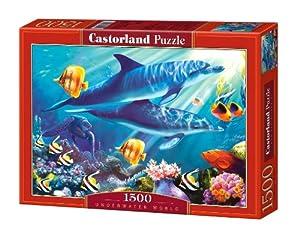 CASTORLAND Underwater World 1500 Pz Puzle 15150540