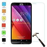 Owbb Protection écran en Verre Trempé pour Asus ZenFone 2 Laser (ZE601KL) 6.0pouce Smartphone Films de protection Transparents Ultra Clear