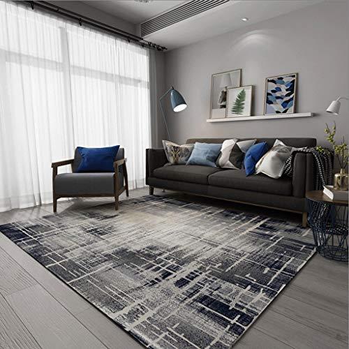 Nordic Minimalist Wohnzimmer Couchtisch Abstrakt Tinte Teppich Zimmer  Studie Schlafzimmer Bett Voll Decke Home Rutschfeste Matte