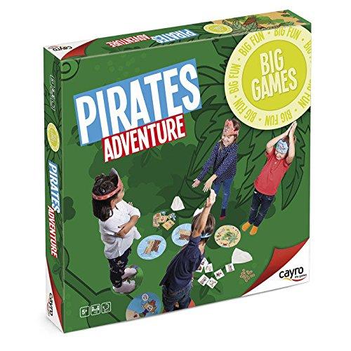 Juego Aventura Pirata