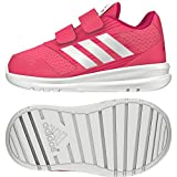 adidas Unisex-Kinder Altarun Cloudfoam Fitnessschuhe, Pink (Rosrea/Ftwbla/Bayint 000), 25 EU