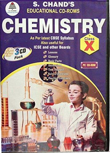 S.Chand Class X Chemistry CBSE (CD)