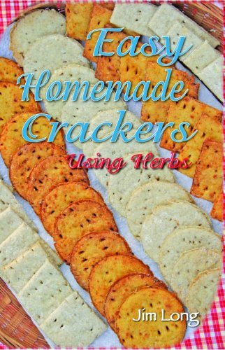 Easy Homemade Crackers Using Herbs