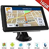 HiEHA 7 Inch GPS Navigation Device Navigation Truck Car Bluetooth Europe Traffic Android