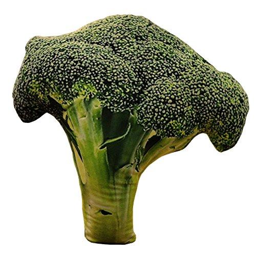 Koala Superstore Almohadas Decorativas de sofá Almohadas Decorativas Decoración Linda Almohadas Brócoli