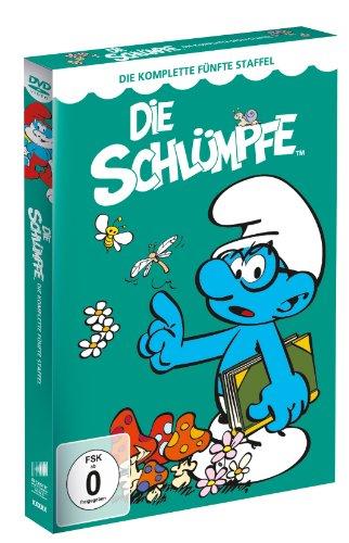 Die Schlümpfe - Die komplette Staffel 5 (4 DVDs)