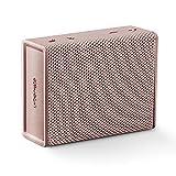 Urbanista Sydney Wireless Pocket-Sized Speaker Bluetooth 5.0, 5-Hour Play Time, Splash-Proof - Rose Gold
